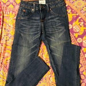 ✏️Hudson Girl's Skinny Jeans Size 10 NWOT✏️